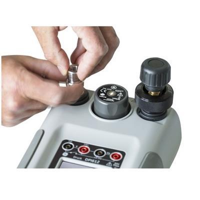 德鲁克druck DPI612 智灵系列一体式可换量程压力校验仪