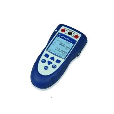 德鲁克druck DPI812 手持式过程信号校验仪