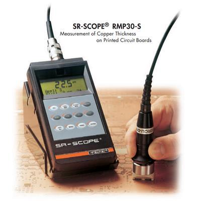 德国菲希尔fischer涂镀层厚度测量仪SR-SCOPE® RMP30-S