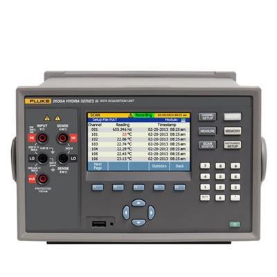 美国福禄克FLUKE 全能型数据采集器 2638A-20通道