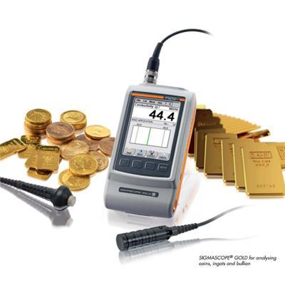 德国菲希尔fischer 电导率测量仪SIGMASCOPE GOLD
