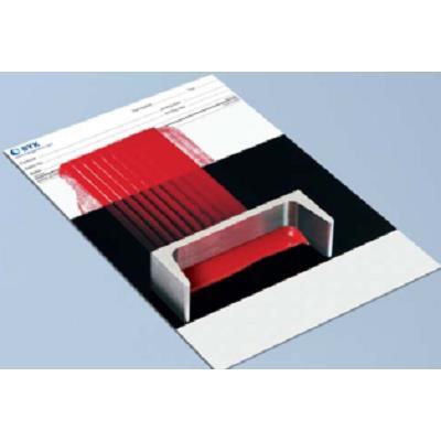 德国 BYK毕克    2833 流挂和流平测试卡纸 7B