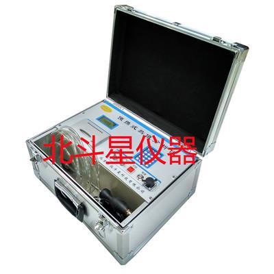北斗星仪器bigdipper便携式煤气热值分析仪 pGas2000-CG