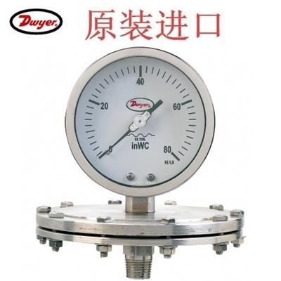 德威尔Dwyer SGP系列不锈钢低压表