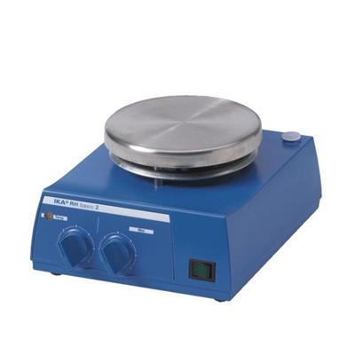 德国IKA 磁力搅拌器RH basic 2 经济型加热磁力搅拌器订货号 0003339025