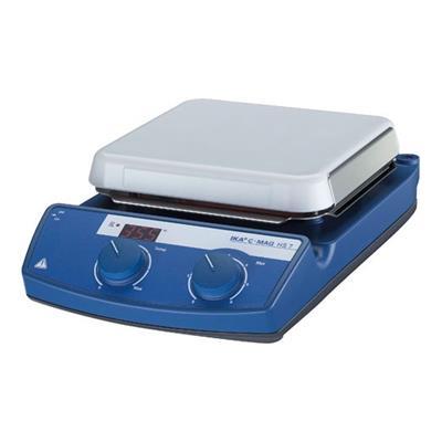 德国IKA 磁力搅拌器C-MAG HS 7订货号 0003581225