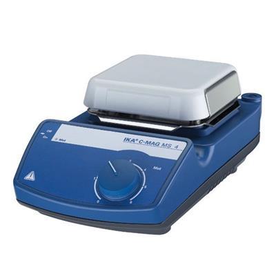 德国IKA 磁力搅拌器C-MAG MS 4订货号 0003582225