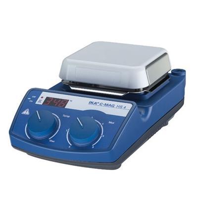 德国IKA 磁力搅拌器C-MAG HS 4订货号 0003581025