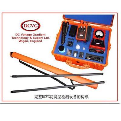 英国DCVG直流电压梯度检测仪