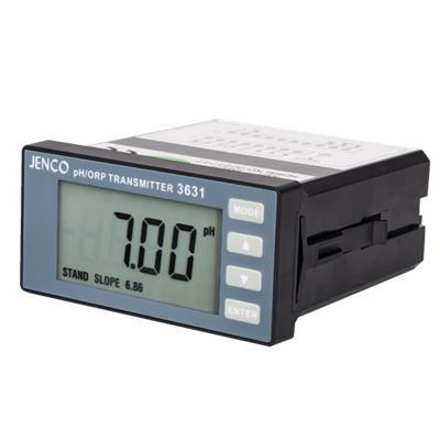 美国任氏jenco 在线PH计 3631(一套)配IP-600-9TH(5米)