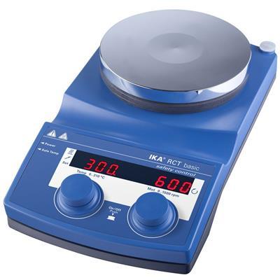 德国IKA 磁力搅拌器RCT 基本型 (安全控制型) IKAMAG®订货号 0020002190