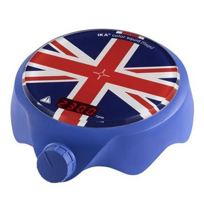 德国IKA 磁力搅拌器color squid Union Jack订货号 0004175200