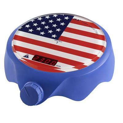 德国IKA 磁力搅拌器color squid Stars and Stripes订货号 0004175100
