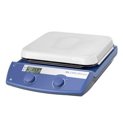 德国IKA 磁力搅拌器C-MAG HS 10 digital订货号 0004240425