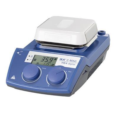 德国IKA 磁力搅拌器C-MAG HS 4 digital订货号 0004240225