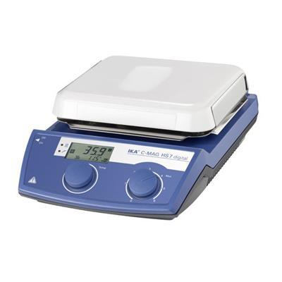 德国IKA 磁力搅拌器C-MAG HS 7 digital订货号 0003487025