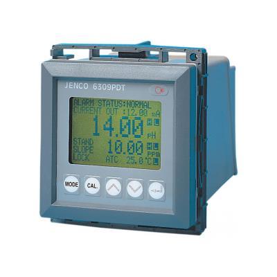 美国任氏jenco 在线PH计 6309PDT IP-600-10(20米)