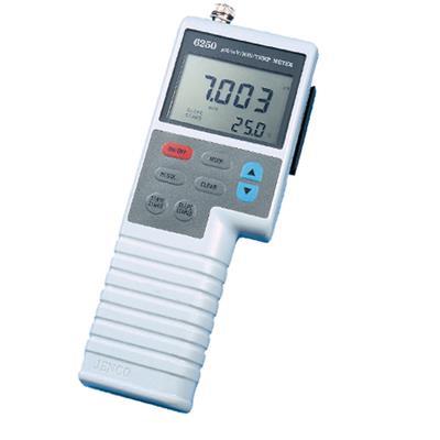 美国任氏JENCO 6250 便携式酸度计