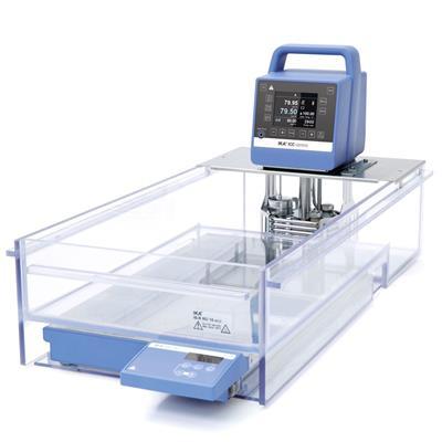 德国IKA 恒温器ICC control IB R RO 15 eco订货号 0010002819