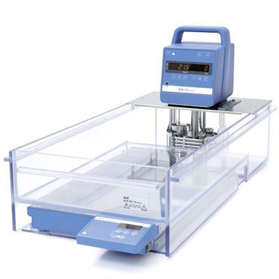 德国IKA 恒温器ICC basic IB R RO 15 eco订货号 0010002820