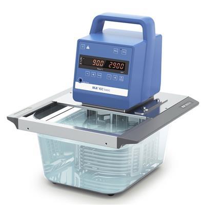 德国IKA 恒温器ICC basic eco 8订货号 0010000924