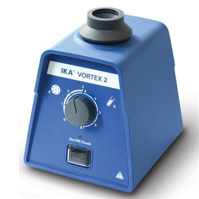德国IKA 摇床Vortex 2订货号 0025001612