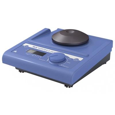 德国IKA 摇床Vortex 4 digital订货号 0020000471