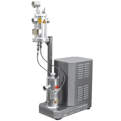 德国IKA  DISPAX-REACTOR DRS在线超高剪切分散机