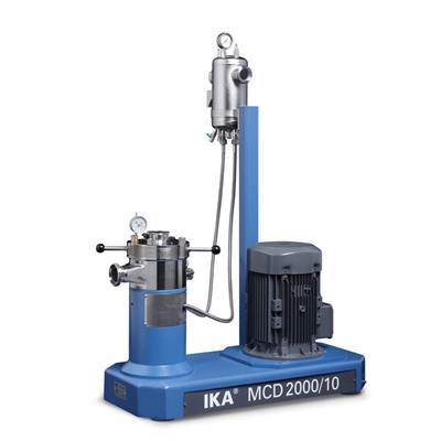 德国IKA   MCD 金刚砂齿盘研磨机