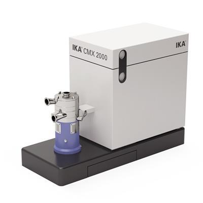 德国IKA  CMX (再循环) 固液混合机