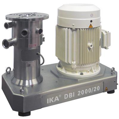 德国IKA  DBI(循环式) 固液混合机