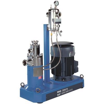 德国IKA  MHD(连续式)—固液混合机