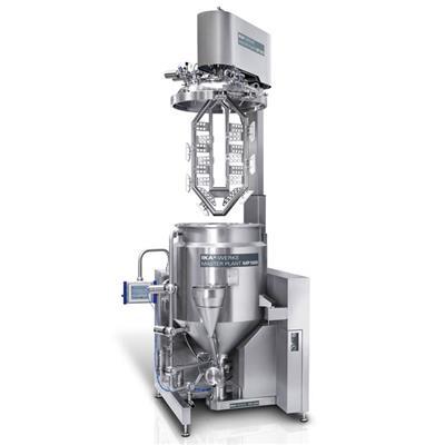 德国IKA Master Plant MP 生产系统