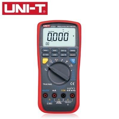 优利德绝缘电阻万用表UT533