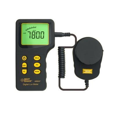 希玛光照度计 照度仪光度计流明度仪光照明度测量仪测光仪 AR823