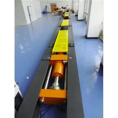 济南美特斯电脑伺服卧式拉力试验机WAL