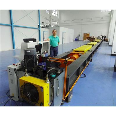 50吨卧式拉力试验机