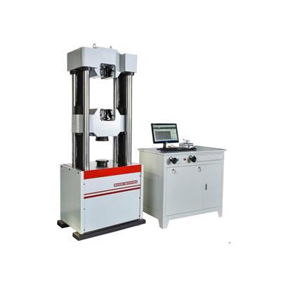 美特斯60吨微机控制电液伺服万能试验机SHT4605(600KN)