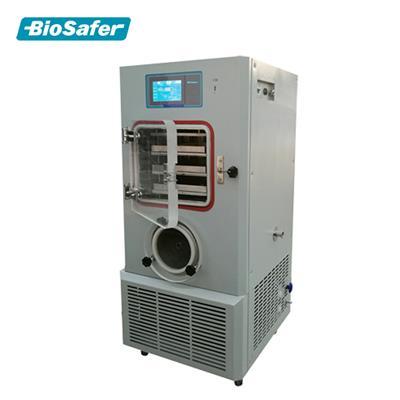Biosafer硅油加热真空冷冻干燥机标准型20A