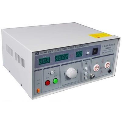 龙威正品 LW2672C 交直流耐压测试仪 5KV/10KV 2/20/50/100mA