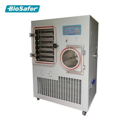 Biosafer硅油加热真空冷冻干燥机标准型100A