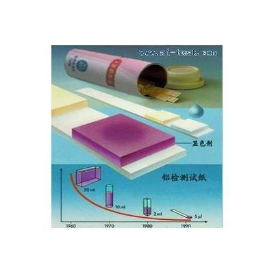上海艾测电子铝检测试纸A331487