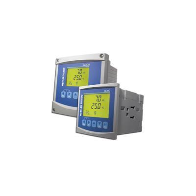 瑞士METTLER TOLEDO变送器(双通道型号、用户可配置 pH 值、氧气或电导率测)A302982
