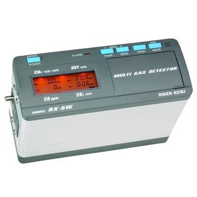 日本理研 RIKEN RX-516气体检测仪 HC/O2/H2S检测器