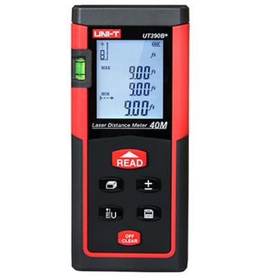 优利德  手持式激光测距仪  UT390B+