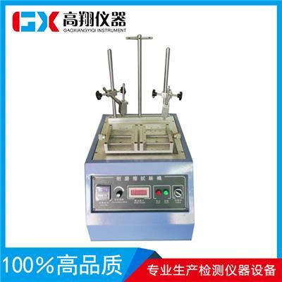 优质厂家产销酒精耐磨擦试验机