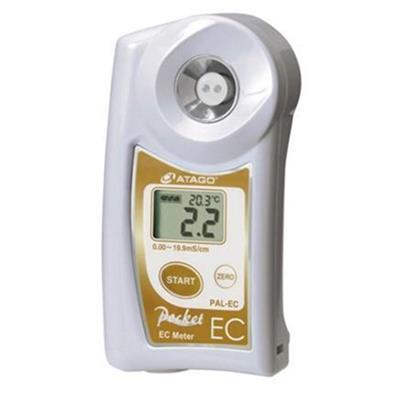 日本爱拓atago   PAL-EC 数显折射仪(电导率&TDS 双标度)