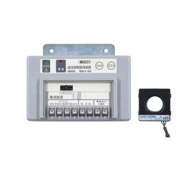 日本万用 MDLA-100 直流漏电电流监视器