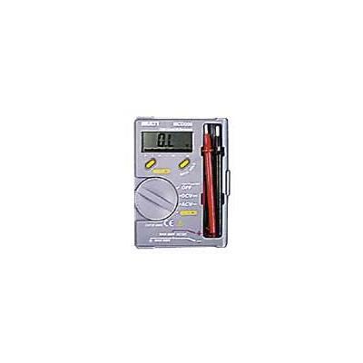 日本万用 MCD-006 袖珍数字多功能电表