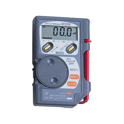 日本万用 MCD-008 袖珍数字多功能电表